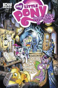 My Little Pony: Friendship Is Magic #17 (2014)