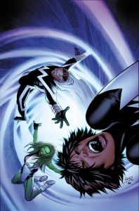 Mighty Avengers #8 (2014)