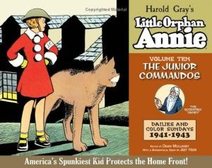 The Complete Little Orphan Annie #10 (2014)