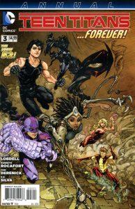 Teen Titans Annual #3 (2014)