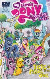 My Little Pony: Friendship Is Magic #18 (2014)