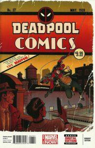 Deadpool #27 (2014)