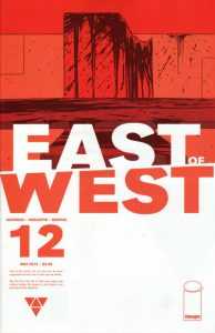 East of West #12 (2014)