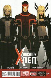 Uncanny X-Men #20 (2014)