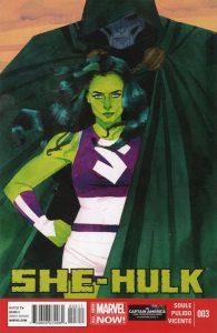 She-Hulk #3 (2014)