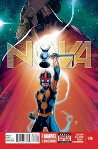 Nova #16 (2014)