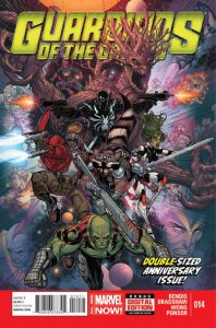 Guardians of the Galaxy #14 (2014)