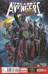 Uncanny Avengers #19 (2014)