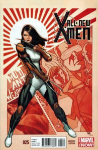 All-New X-Men #25 (2014)