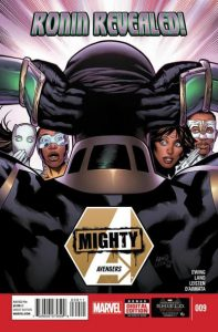 Mighty Avengers #9 (2014)