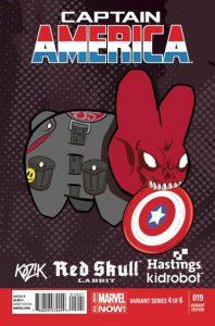 Captain America #19 (2014)