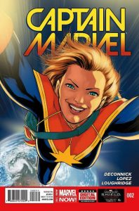 Captain Marvel #2 (2014)