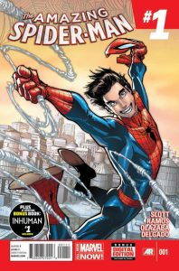 The Amazing Spider-Man #1 (2014)