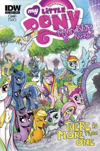 My Little Pony: Friendship Is Magic #18 (2014)