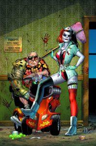 Harley Quinn #5 (2014)