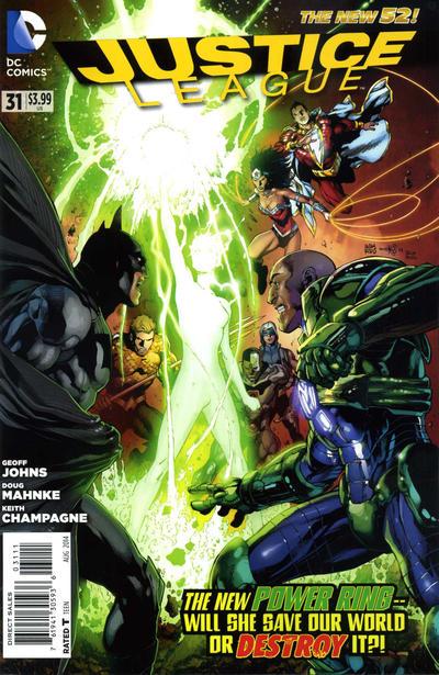 Justice League #31 (2014)