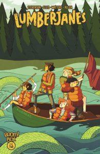 Lumberjanes #2 (2014)