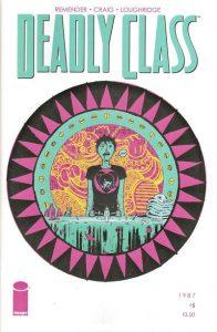 Deadly Class #5 (2014)