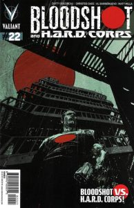Bloodshot and H.A.R.D.Corps #22 (2014)