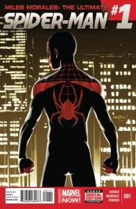 Miles Morales: Ultimate Spider-Man #1 (2014)