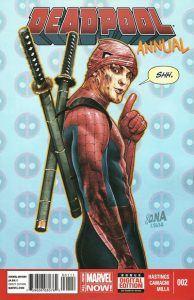 Deadpool #2 (2014)