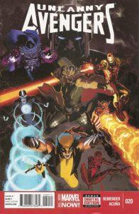 Uncanny Avengers #20 (2014)