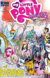 My Little Pony: Friendship Is Magic #19 (2014)
