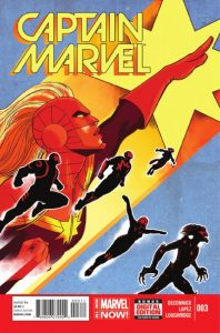 Captain Marvel #3 (2014)