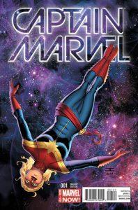 Captain Marvel #1 (2014)
