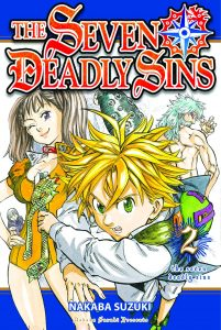 The Seven Deadly Sins #2 (2014)
