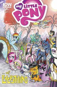 My Little Pony: Friendship Is Magic #19 (2014)