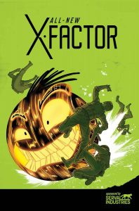 All-New X-Factor #8 (2014)