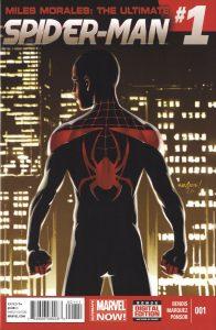 Miles Morales: Ultimate Spider-Man #1 (2014)
