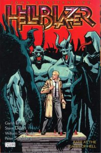 John Constantine, Hellblazer #8 (2014)