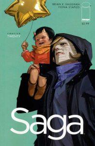 Saga #20 (2014)