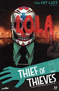 Thief of Thieves #22 (2014)