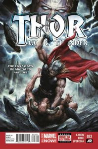Thor: God of Thunder #23 (2014)
