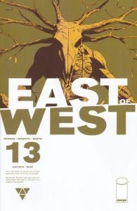East of West #13 (2014)