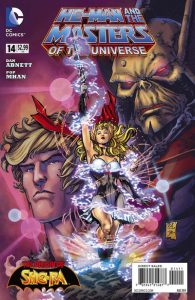 He-Man and the Masters of the Universe #14 (2014)