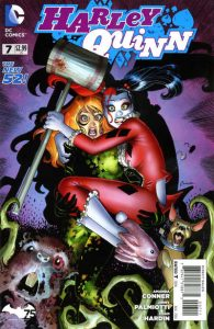 Harley Quinn #7 (2014)