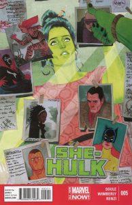 She-Hulk #5 (2014)