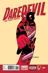 Daredevil #4 (2014)