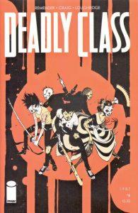 Deadly Class #6 (2014)