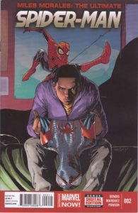 Miles Morales: Ultimate Spider-Man #2 (2014)