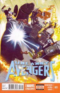 Uncanny Avengers #21 (2014)