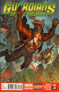Guardians of the Galaxy #16 (2014)