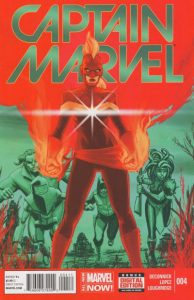 Captain Marvel #4 (2014)