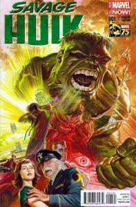 Savage Hulk #1 (2014)