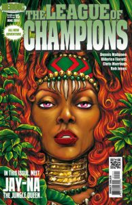 League of Champions #15 (2014)