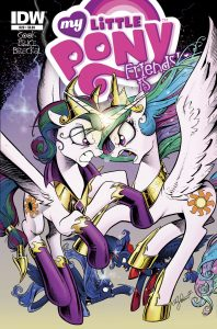 My Little Pony: Friendship Is Magic #20 (2014)